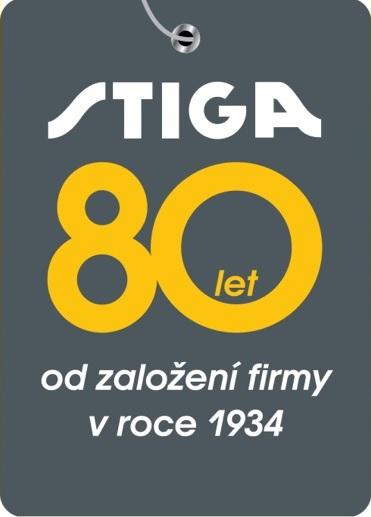 Mimořádné ceny k výročí 80 let od založení firmy STIGA