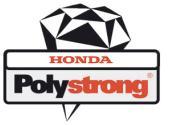materiál skeletu sekačky Honda