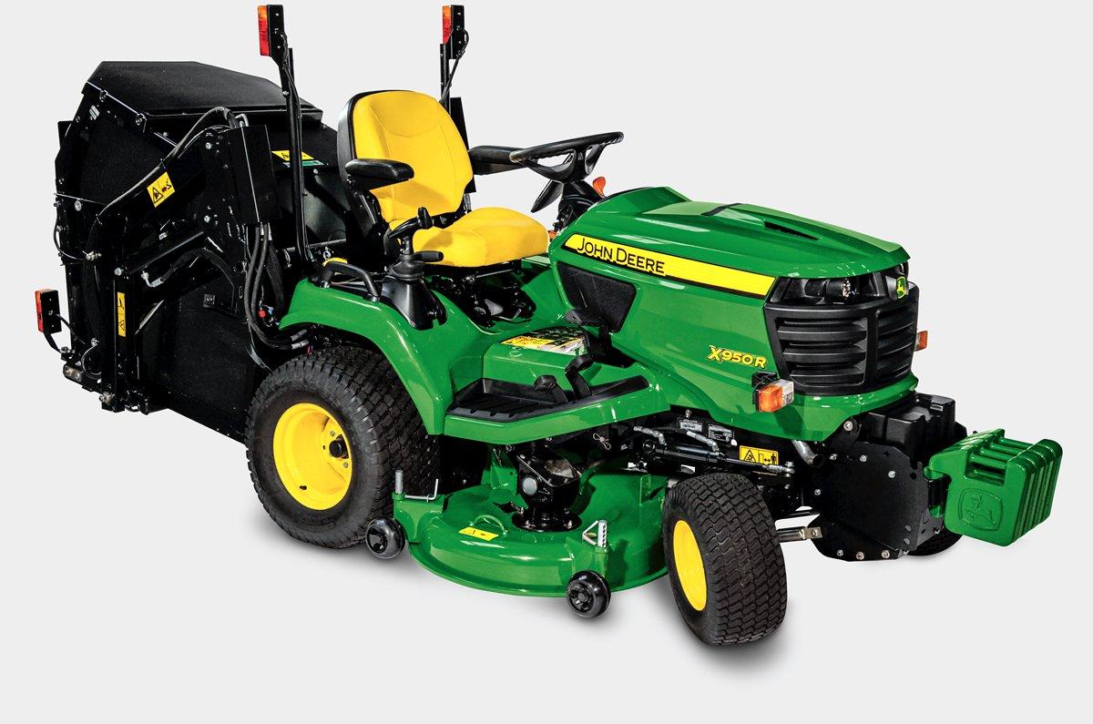 Zahradní traktor John Deere X950R